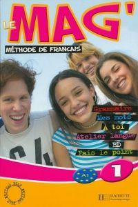 Céline Himber: Le Mag´ 1 Méthode de Francais cena od 283 Kč