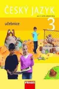 Český jazyk 3 pro základní školy: Učebnice cena od 102 Kč