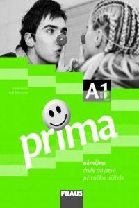Kolektiv autorů: Prima A1/díl 2 - příručka učitele cena od 246 Kč