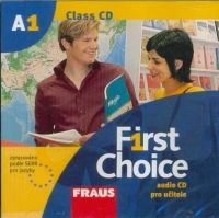 CD First Choice A1 - CD pro učitele /1ks/ cena od 232 Kč