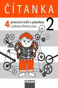 Karel Šebesta, Kateřina Váňová: Čítanka 2/4 - Pracovní sešit s písankou cena od 34 Kč