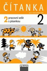 Karel Šebesta, Kateřina Váňová: Čítanka 2/2 pro ZŠ - pracovní sešit - Karel Šebesta cena od 24 Kč