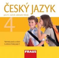 CD Český jazyk 4 pro ZŠ - CD cena od 215 Kč