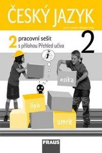 Kolektiv autorů: Český jazyk 2 pracovní sešit 2 pro 2.ročník základní školy cena od 40 Kč