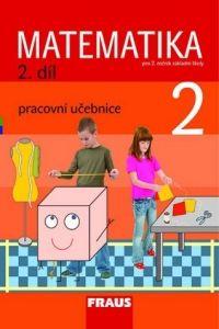 Kolektiv autorů: Matematika 2 pracovní učebnice 2.díl pro 2.ročník základní školy cena od 61 Kč
