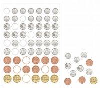 FRAUS Matematika se Čtyřlístkem 1 pro ZŠ Sada příloh Peníze cena od 75 Kč