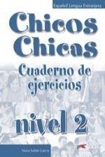 María Ángeles Palomino: Chicos Chicas 2 Pracovní sešit - María Ángeles Palomino cena od 208 Kč