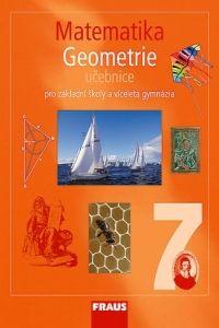 Kolektiv autorů: Matematika 7 geometrie učebnice pro základní školy a víceletá gymnázia cena od 98 Kč