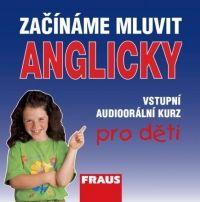 Tröglová Hana: CD Začínáme mluvit anglicky - CD /1ks/ cena od 173 Kč