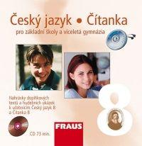 Kolektiv autorů: CD Český jazyk/Čítanka 8 pro ZŠ a víceletá gymnázia - CD /1ks/ cena od 304 Kč