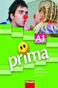 Kolektiv autorů: Prima A1/díl 2 Němčina jako druhý cizí jazyk učebnice cena od 152 Kč