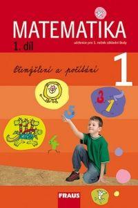 Matematika 1/1 - Učebnice cena od 94 Kč