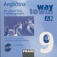 Kolektiv autorů: CD Angličtina 9 pro ZŠ a víceletá gymnázia Way to Win - CD /1ks/ pro žáka cena od 50 Kč
