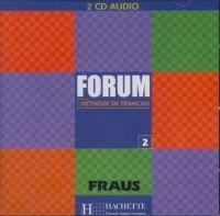 FRAUS Forum 2 CD cena od 624 Kč