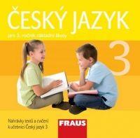 CD Český jazyk 3 pro ZŠ - CD cena od 92 Kč