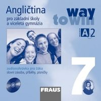 Kolektiv autorů: CD Angličtina 7 pro ZŠ a víceletá gymnázia Way to Win - CD /1ks/ pro žáka cena od 81 Kč