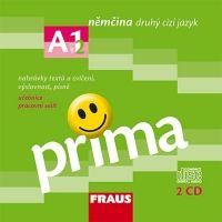 Kolektiv autorů: CD Prima A1/díl 2 - CD k učebnice /2ks/ cena od 367 Kč