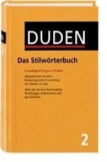 FRAUS Duden Band 2 Stilwörterbuch cena od 684 Kč