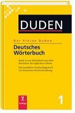 FRAUS Der kleine Duden 1 Deutsches Wörterbuch cena od 266 Kč
