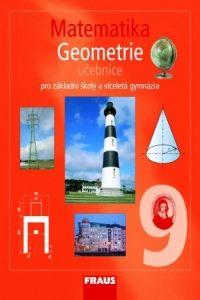 Matematika 9 - Geometrie cena od 95 Kč