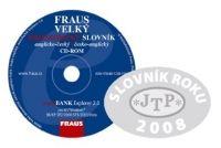 FRAUS Velký ekonomický slovník anglicko-český / česko-anglický CD-ROM cena od 1165 Kč