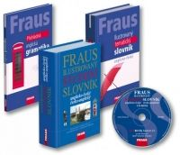 FRAUS studijní komplet 4 v 1 - anglický jazyk cena od 563 Kč