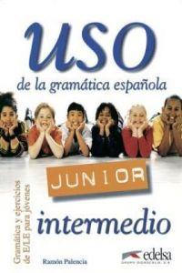 FRAUS Uso de la gramática espaňola Junior intermedio cena od 386 Kč