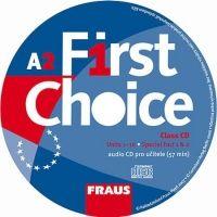 CD First Choice A2 - CD pro učitele /1ks/ cena od 232 Kč