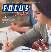 CD Focus on Text - CD /2ks/ cena od 229 Kč
