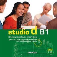 FRAUS studio d B1 CD /2 ks/ cena od 337 Kč