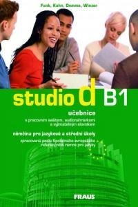 Christina Kuhn: studio d B1 cena od 344 Kč