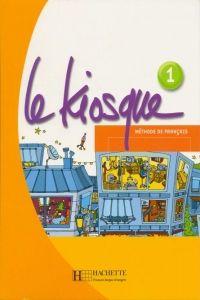 FRAUS Le Kiosque 1, učebnice cena od 362 Kč