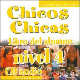FRAUS Chicos Chicas 4, CD cena od 485 Kč