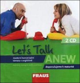 FRAUS Let's Talk Anew CD /2 ks/ cena od 287 Kč