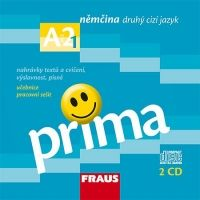 CD Prima A2/díl 3 - CD k učebnice /2ks/ cena od 363 Kč