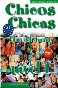 FRAUS Chicos Chicas 1, učebnice cena od 442 Kč