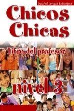 FRAUS Chicos Chicas 3, metodická příručka cena od 599 Kč