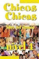 FRAUS Chicos Chicas 4, učebnice cena od 458 Kč
