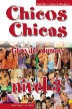 FRAUS Chicos Chicas 3, učebnice cena od 458 Kč