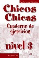 María Ángeles Palomino: Chicos Chicas 3 Pracovní sešit - María Ángeles Palomino cena od 262 Kč
