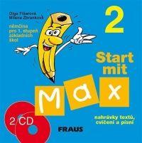 Kolektiv autorů: CD Start mit Max 2 - CD /2ks/ cena od 365 Kč