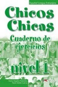 María Ángeles Palomino: Chicos Chicas 1 - pracovní sešit - María Ángeles Palomino cena od 182 Kč