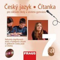 Kolektiv autorů: Český jazyk čítanka 7 cena od 296 Kč