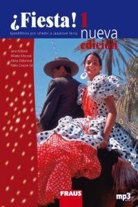 Kolektiv: Fiesta 1 nueva učebnice + mp3 - 3. vydání cena od 284 Kč
