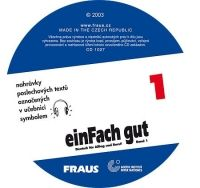 FRAUS einFach gut 1 CD cena od 171 Kč