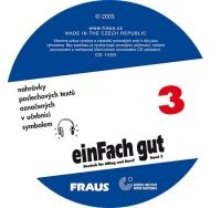 CD EinFach gut 3 - CD /1ks/ cena od 197 Kč