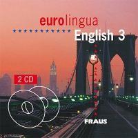 FRAUS eurolingua English 3 CD cena od 315 Kč