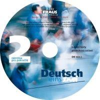 FRAUS Deutsch eins, zwei 2 CD cena od 173 Kč