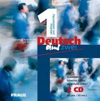 CD Deutsch eins, zwei 1 - CD /2ks/ cena od 327 Kč