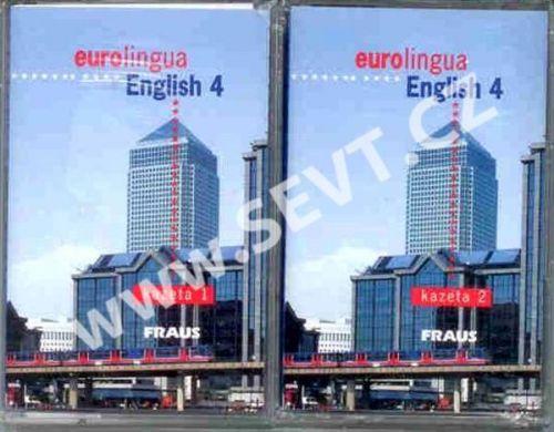 FRAUS eurolingua English 4 MC cena od 299 Kč